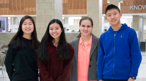 Four Students Receive Perfect Scores on ACT