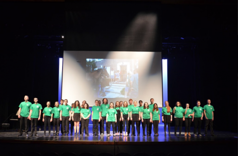 BHHS hosts Broadway Review Fundraiser