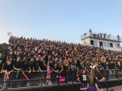 Homecoming Football Game – Friday 15th