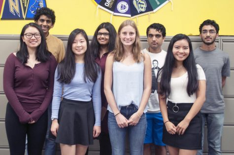 BHHS Honors Senior National Merit Scholarship Semi-Finalists