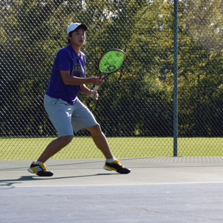 Andrew Zhang ranked in top 25 for tennis