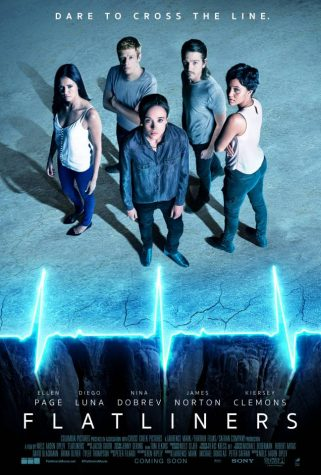 Flatliners shows messy plot