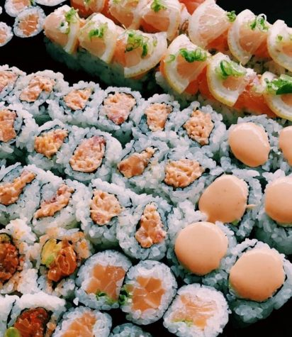 Sushi Samurai is Perfect for your Sushi Outing