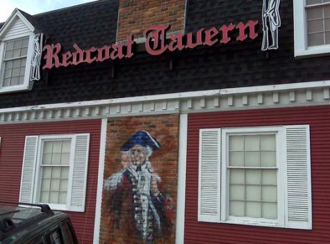 Red Coat Tavern delivers