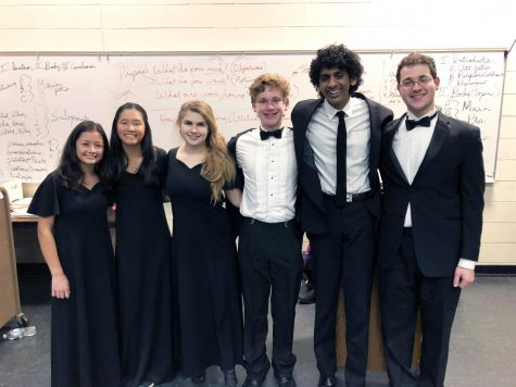 MSBOA District Four Honors Band Performance