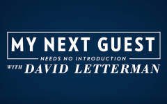 David Letterman's new show needs no introduction