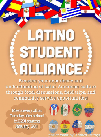BHHS Welcomes Latino Student Alliance