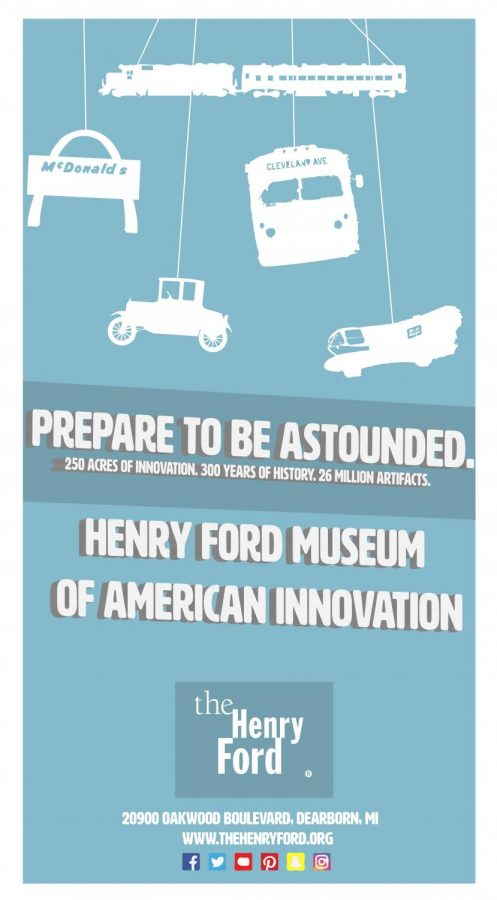 Henry Ford Museum of American Innovation