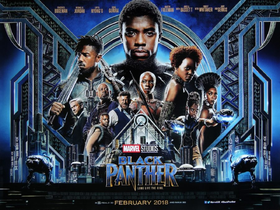 The World Needed Black Panther