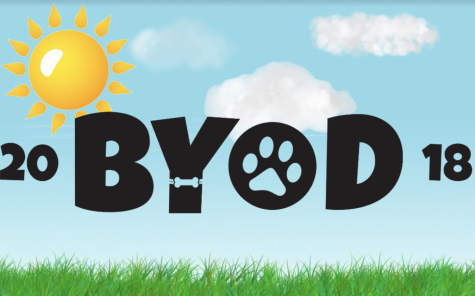 Food, Fur & Fun: the 2nd Annual Bring Your Own Dog Charity Event