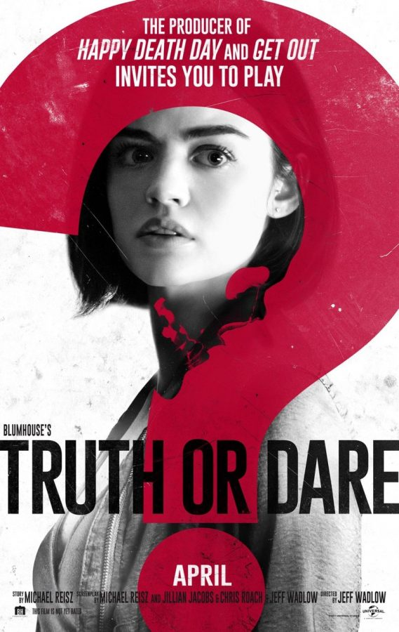 Seeing The Trailer For Blumhouse S Truth Or Dare I Knew Had To Drag My Friends Along Come Watch It With Me An Original Concept And A Familiar