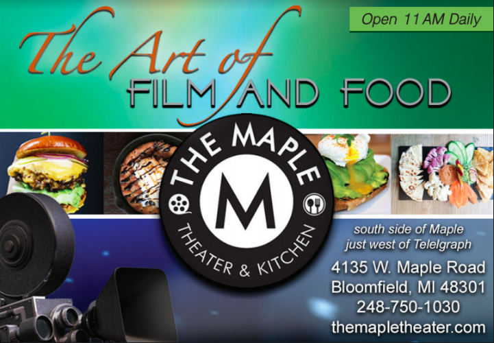 The Maple Theater and Kitchen