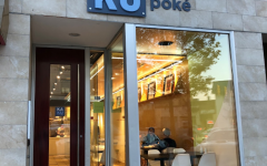 Kaku susi and poké in Birmingham
