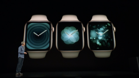Latest Apple Watch Brings New Features
