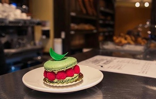 Dessert at Cannelle Patisserie