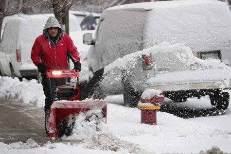 The Polar Vortex Hits Midwest