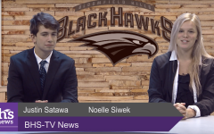 BHS-TV News #501