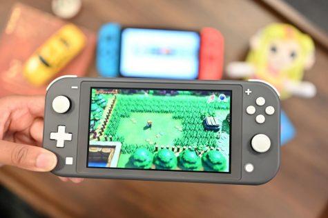 Nintendo Made a Little Switch
