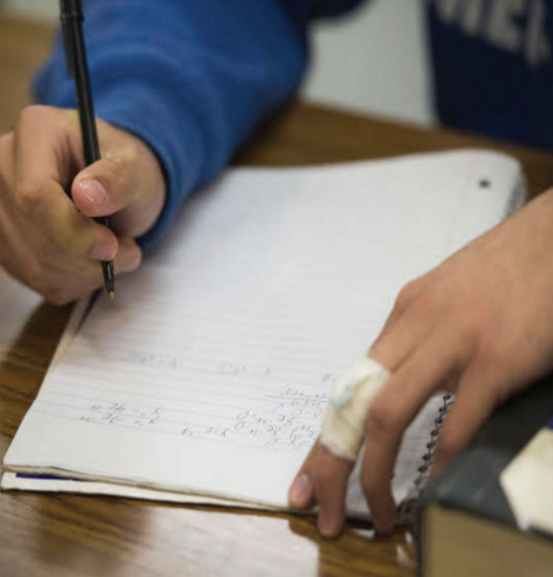 As college admissions have become increasingly more competitive, students have had problems related to  balancing their GPA. Photo from Tribune Content Agency.