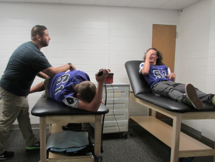 Bloomfield Hills High School Trainer: by the numbers