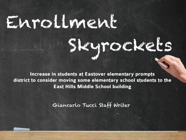 Enrollment Skyrockets