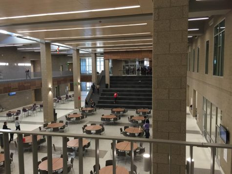 Ingrid Day Commons Significant Aspect of Our New School
