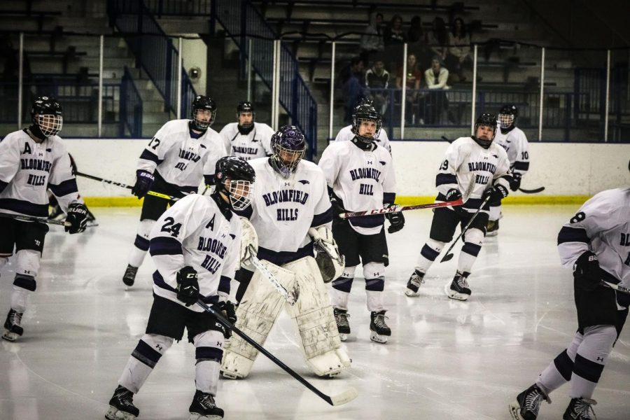Hockey Tryouts  10/31 - 11/2
