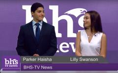 BHS-TV News October 2017