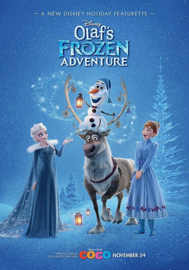 Olaf's Frozen Adventure Warms Hearts