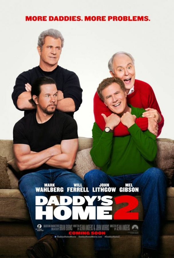 Daddys Home Two - Holiday Fun for the Family