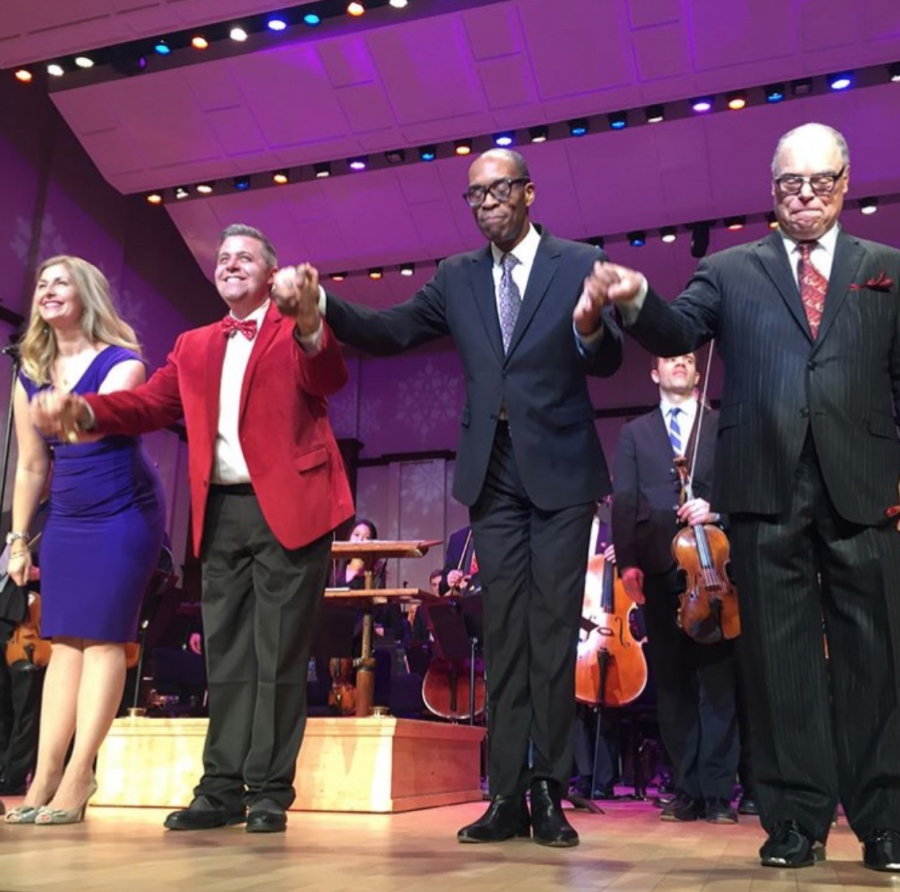 Chorale and the Jills perform with Detroit Symphony Orchestra