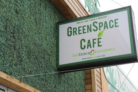 Greenspace Cafe is a vegan paradise