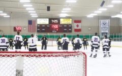 Boys Hockey Game Jan. 18th VS. Birmingham United