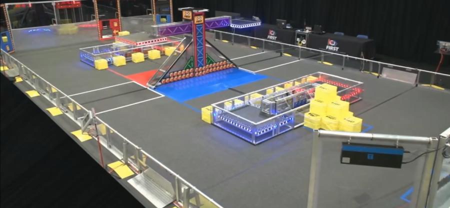 Robotics Team Prepares for the Season