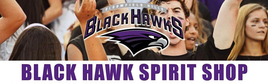 Black Hawk Spirit Shop Offers Options To Show School Support