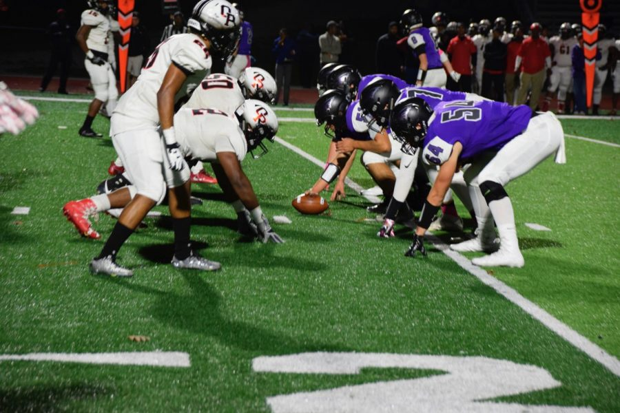 BHHS Football Team Receives Highest GPA in Michigan