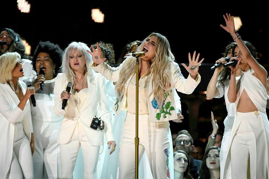 Grammys Performance Inspires Feminist Movement