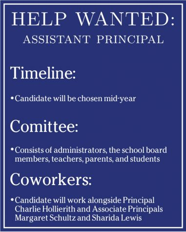 School Works To Hire New Assistant Principal