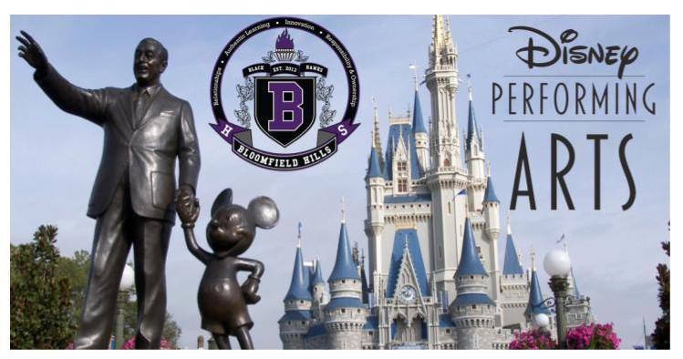 BHHS Music Program Going to Orlando, Florida