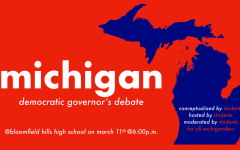 BHHS Holds Democratic Governor Debate