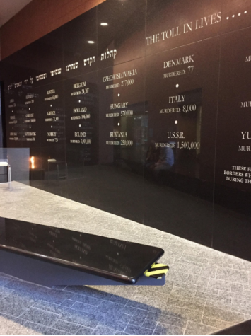 LCB200 Students Extend Learning to Holocaust Museum