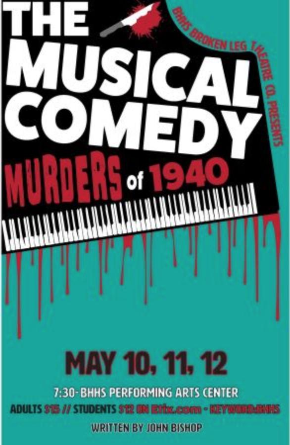The Musical Comedy: Murder of 1940! - Another Broken Leg Theater Success