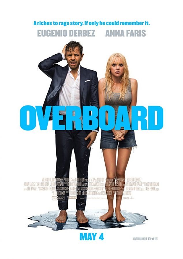 Overboard Didn't Sink in Theaters