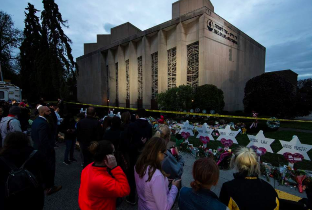 Deadly attack on Pittsburgh synagogue ignites massive response
