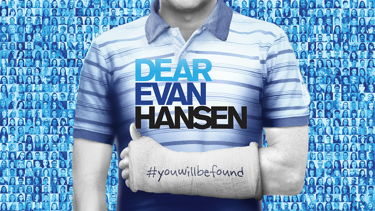 Poster of Dear Evan Hansen