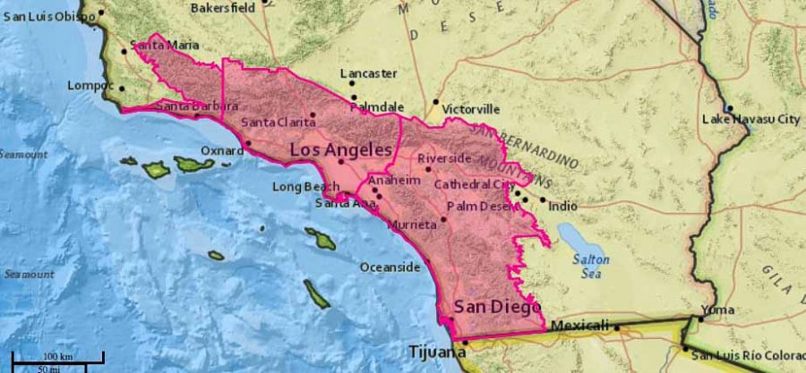 Map+of+the+wildfires+locations+in+California