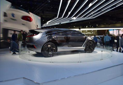 2019 Detroit Auto Show