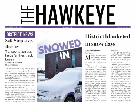 Take the Hawkeye February Issue QUIZ!