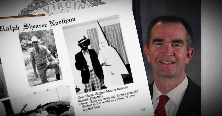 Governor of Virginias Yearbook Controversy
