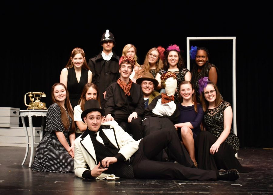 Thespian Society Takes on Bay City for Love Fest